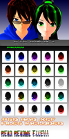 Eye pack 7 download by Rolneeq