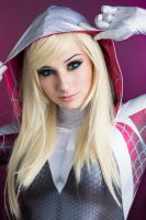 Spider Gwen by KaylaErinOfficial