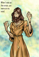 Jesus is Lord - Colored by iamniquey