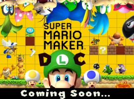 Super Mario Maker DLC by ImaginatorVictor