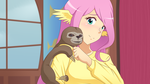 Sloth Leans In (Pic of the week MLPS7E5) by JonFawkes