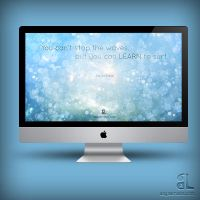 Jon Kabat-Zinn: Motivational Wallpaper by iAmitVarshney