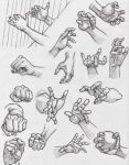 Hand reference by KingAngel-Z