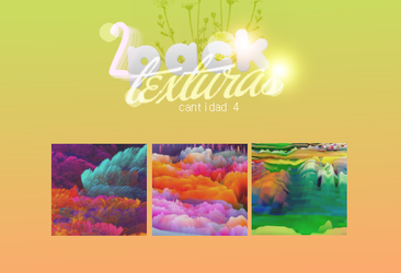 | PACK TEXURAS | 2 by WingsToButterfly