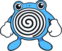 Shiny Poliwhirl Global Link Art