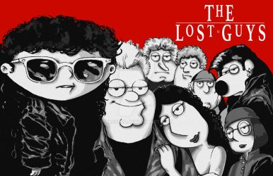 The Lost Guys by BREED72