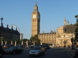 Life in Westminster by Magdyas