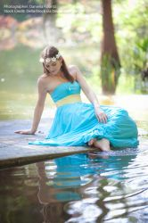Water Goddess.12 by Della-Stock