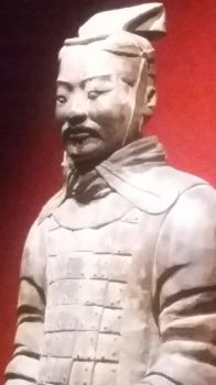 Terracotta Soldier by ArwingPilot114