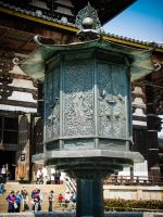 Todai-ji detail 1 by FubukiNoKo