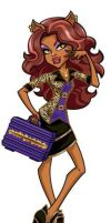 Clawdeen Economics by mh-maria