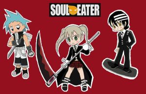 Soul Eater by Himeno24