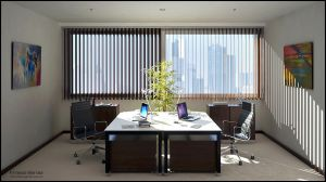 3D Simple Office by FEG