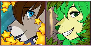 Icons for Mellon by RoseandherThorns