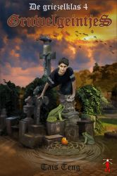 e-cover for Gruwelgeintjes, griezelklas 4 by taisteng