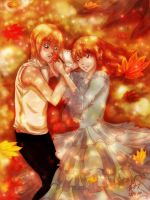 Contest prize: Colors of fall by Ashadria