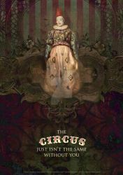 The Circus Without You by DuirwaighStudios