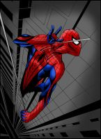 The Amazing Spider-Man by 5DGXArt