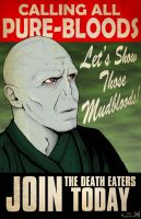 Join the Death Eaters! by Kyohazard