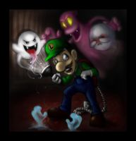 M-m-mario? by Icequeenkitty
