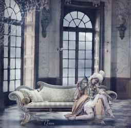 The Wait of the Queen by Shun-arts