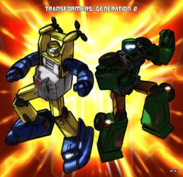 SSBCG2 colored by dyemooch