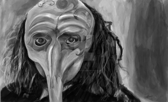 Mask by Lydiapourmand