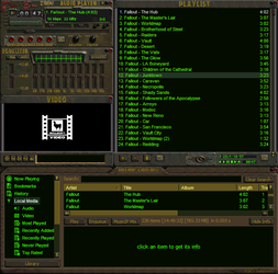 PIPBoy 2000 Audio Player v140 by Gerko2077