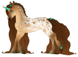 F306 Foal Design - SOLD TO KALMANEN by Fade--Touched