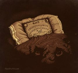 I See Dead People by Naolito