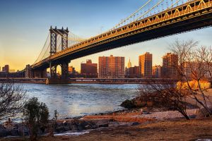Manhattan Bridge by arnaudperret