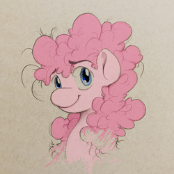Simply Pinkie Pie by Th3iPoDM0N