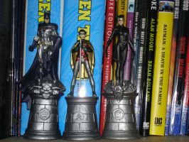 DC Chess Pieces by Puja723