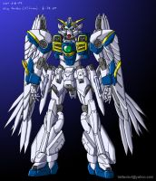 Wing Gundam HY Custom profile by Seraphiczero