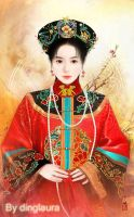Chinese Infanta by dinglaura