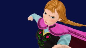 Angry Anna by brendanch1993