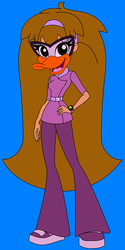 Hannah And Tanya Fused Together (normal Clothes) by HannahBro