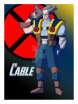 Cam's MAU Cable by TheScarletMercenary