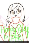 Happy Birthday Cryptid-Creations! by Chikoritasareawesome