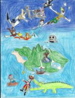 Neverland by Keanny