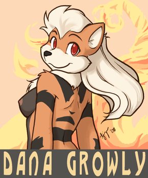 Badge: Fiery Felt by Ajinryu