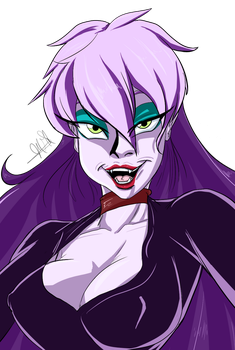 Sibella Dracula by Project00Wolfen