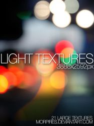 Light Textures 9 | Bokeh by Morpires