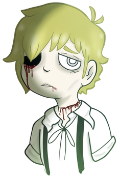 Oliver for Aestheticcannibal by GoofySquid