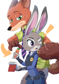 Hey, Carrot. by Puretails