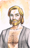 Sith Obi-Wan (another version) by ComicPurse