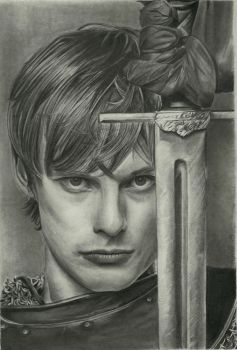 King Arthur by Macca4ever