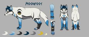 Moonfoot Ref Comm by Esava