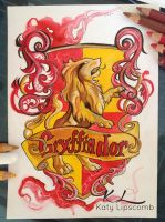 127- Gryffindor by Lucky978