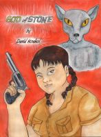 God of Stone Cover for David by angelacapel